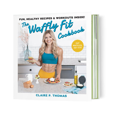 The Waffly Fit Cookbook
