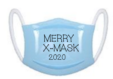 Face Mask- Personalized Ornament