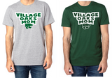 Village Oaks Mom, Unisex poly/cotton crew neck