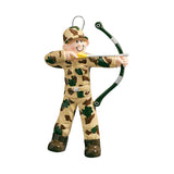 Hunter, Bow Hunter- Personalized Ornament