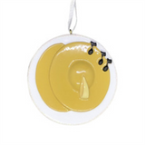 Cymbals- Personalized Christmas Ornament