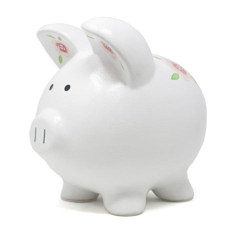 Gypsy Rose Piggy Bank