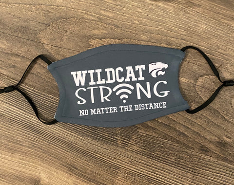 Wildcat STRONG face mask