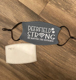 Deerfield STRONG Face Mask