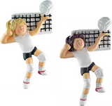 Volleyball, Female- personalized ornament