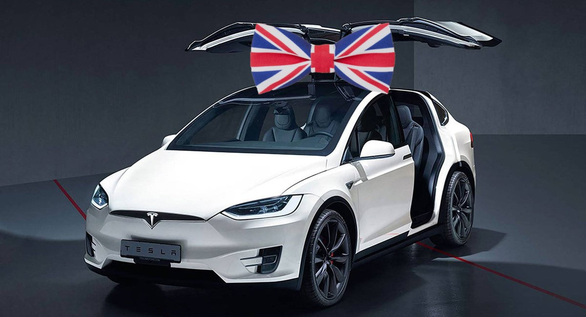 British EV incentives for Business Could Skyrocket Tesla's Demand