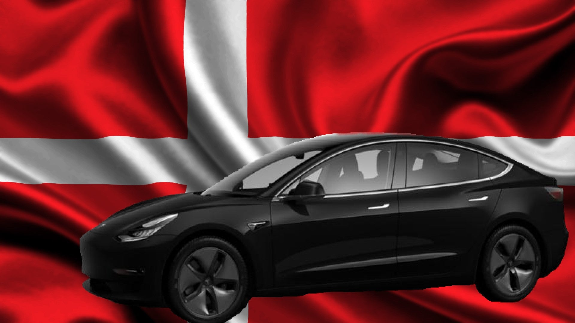 Tesla Model 3 wins the title Car of the Year 2020 in Denmark