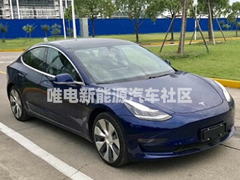 Tesla-Giga-Shanghai-MIC-Model-3-Performance-MIC-Model-3-Long-Range-AWD