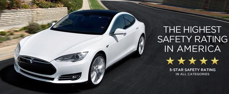 The Tesla Q4 2019 Safety Report shows an improvement