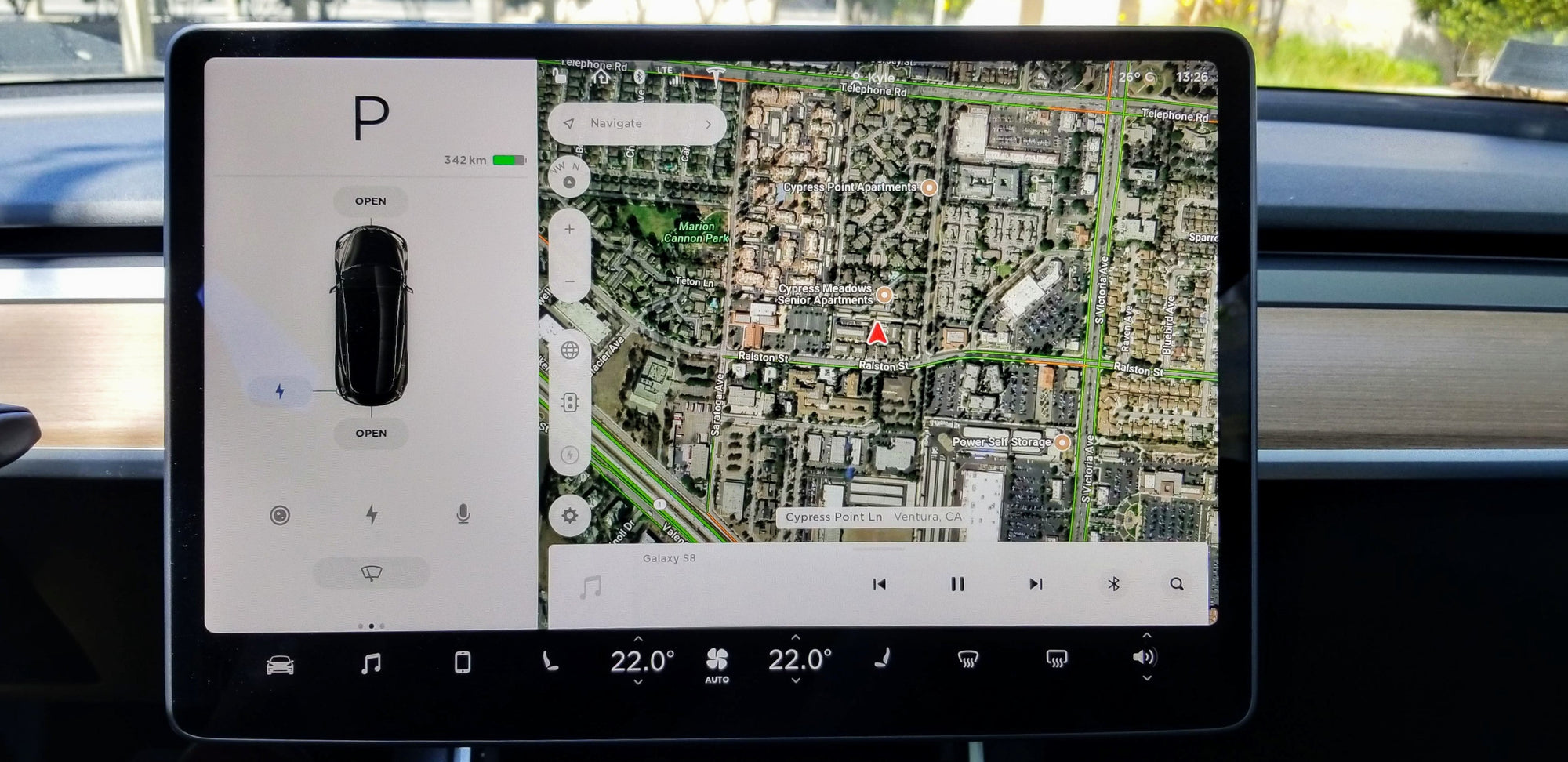 Details of Tesla latest patent - 'Vehicle Positioning Technology'