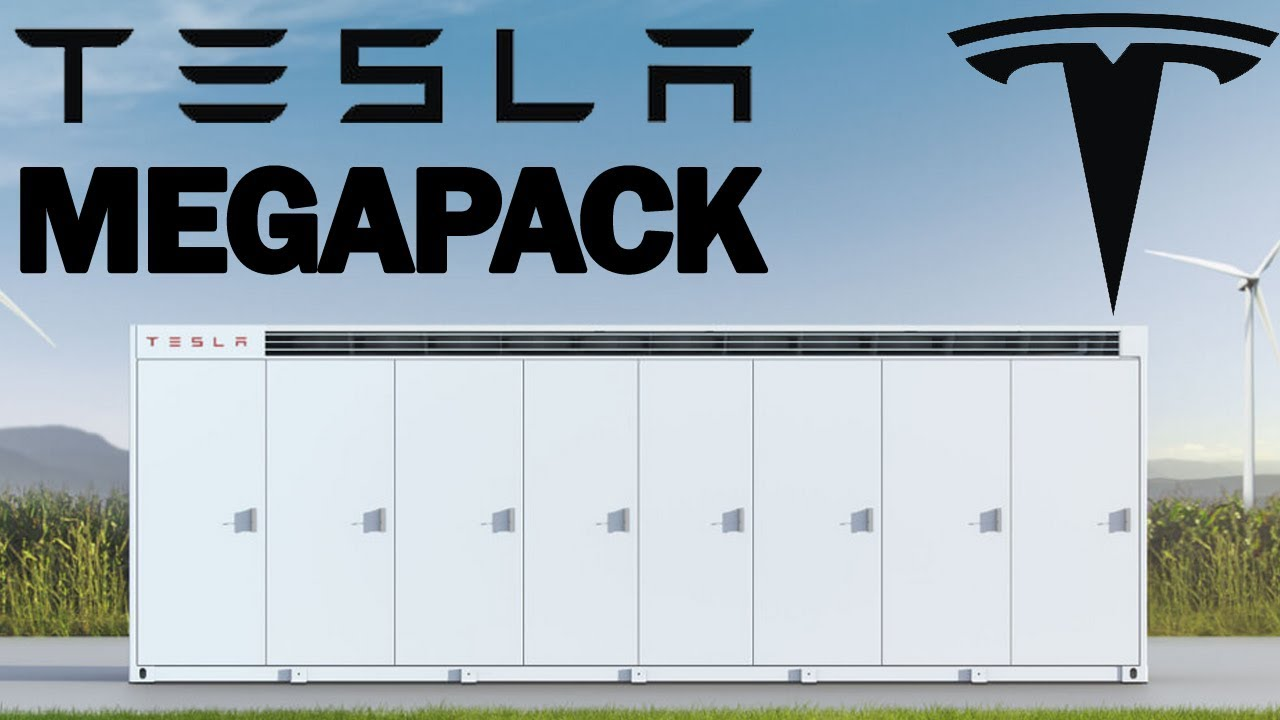 Tesla Megapack Coming To Alaska