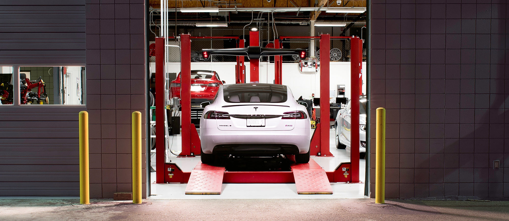 Tesla Introduces New Service Centers For Specific Model Type
