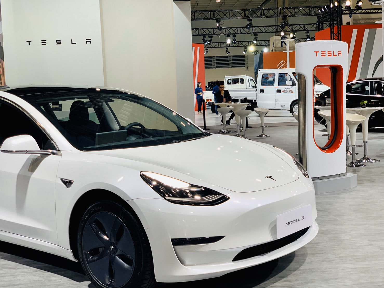 Tesla is gaining momentum in Taiwan