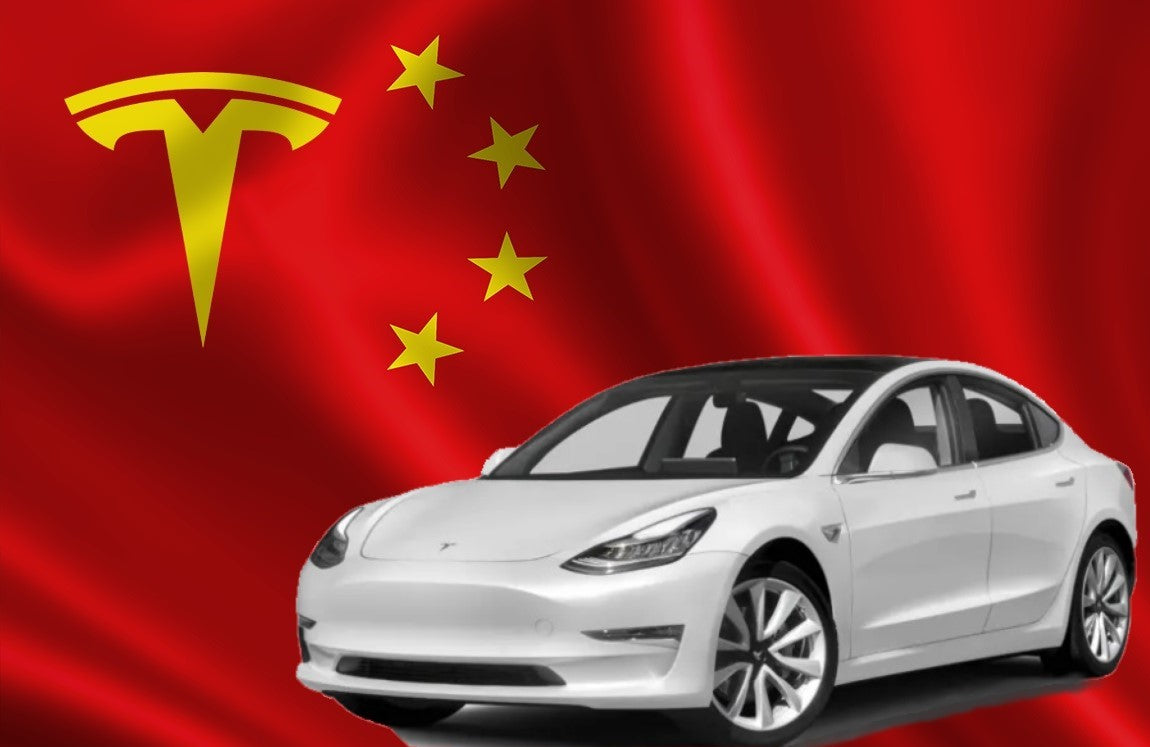 Tesla Giga Shanghai Long Range Model 3 Will Qualify For Purchasing Tax Exemption