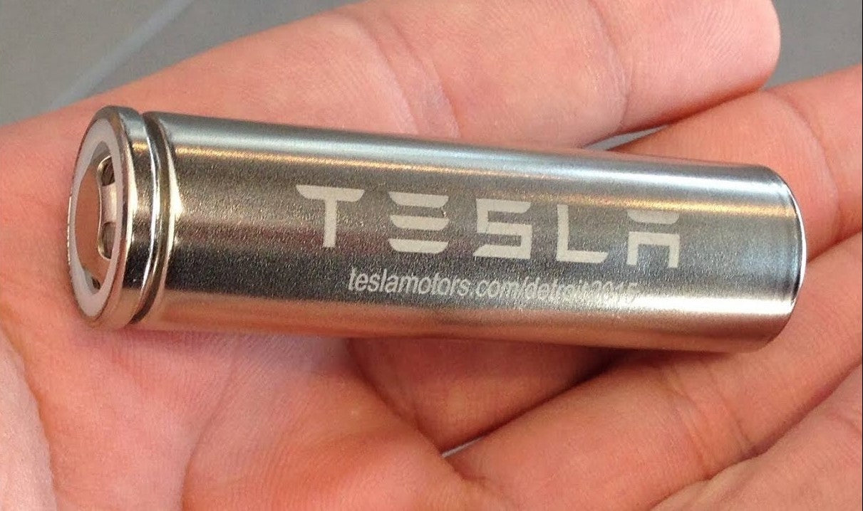Tesla Has Filed a Patent Application For 'Active Material For Electrode And Method Of Manufacturing Therefore'