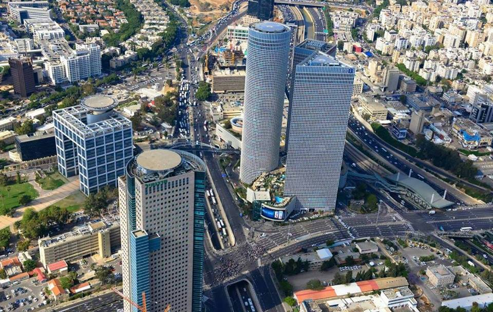 Tesla is setting up Showroom in Tel Aviv's Menachem Begin Road