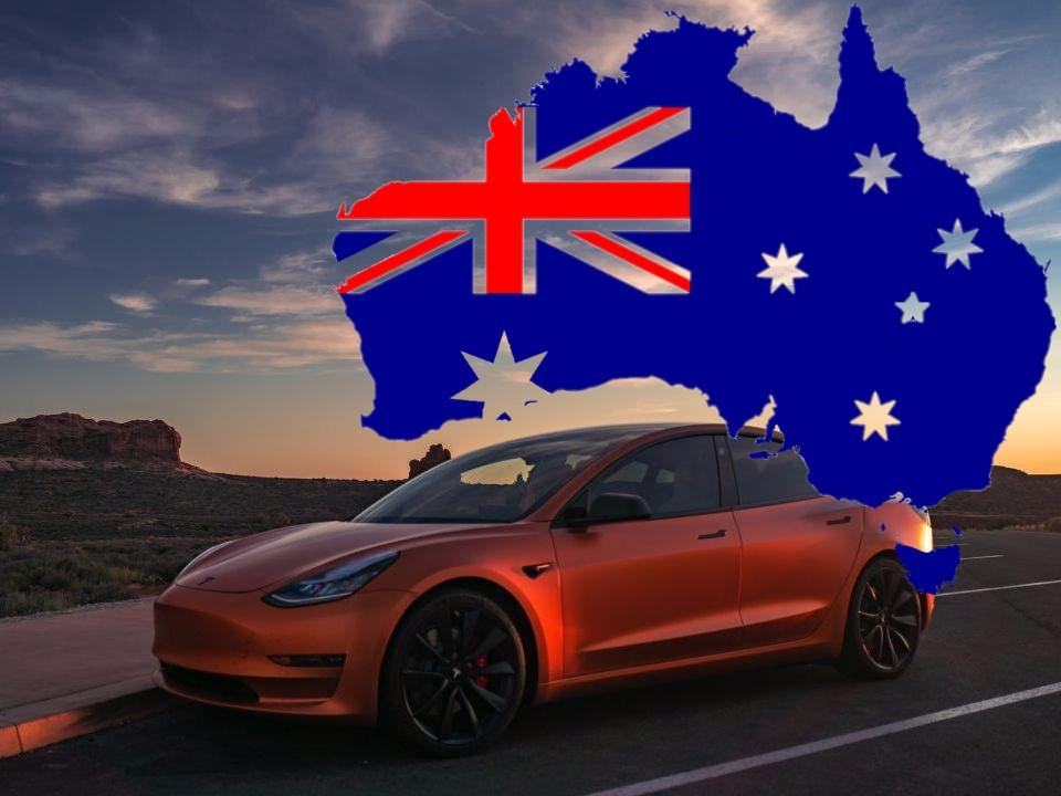 Tesla Is Dominating 70% Of The New EVs' Sales In Australia
