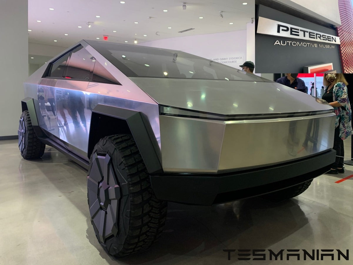 Tesla Cybertruck Update Coming Probably in Q2, as Construction of Giga Texas Beast Progresses Rapidly