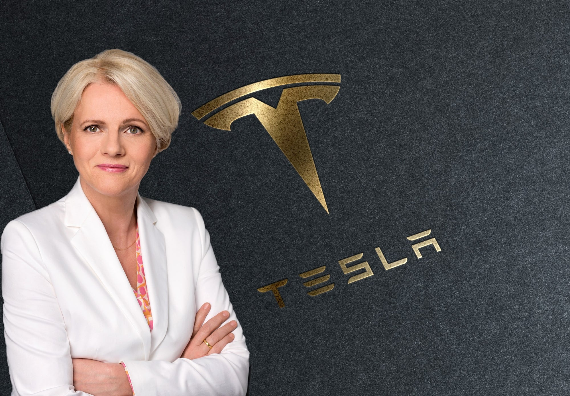 Berlin's Environment and Transport Senator Regine Günther chooses Tesla Model 3 as a new company car