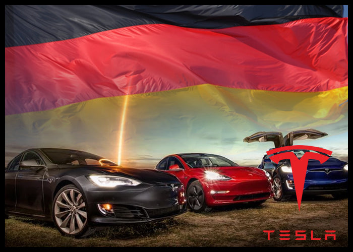 Tesla sales in Germany up 432% compared to 2018, according to the KBA