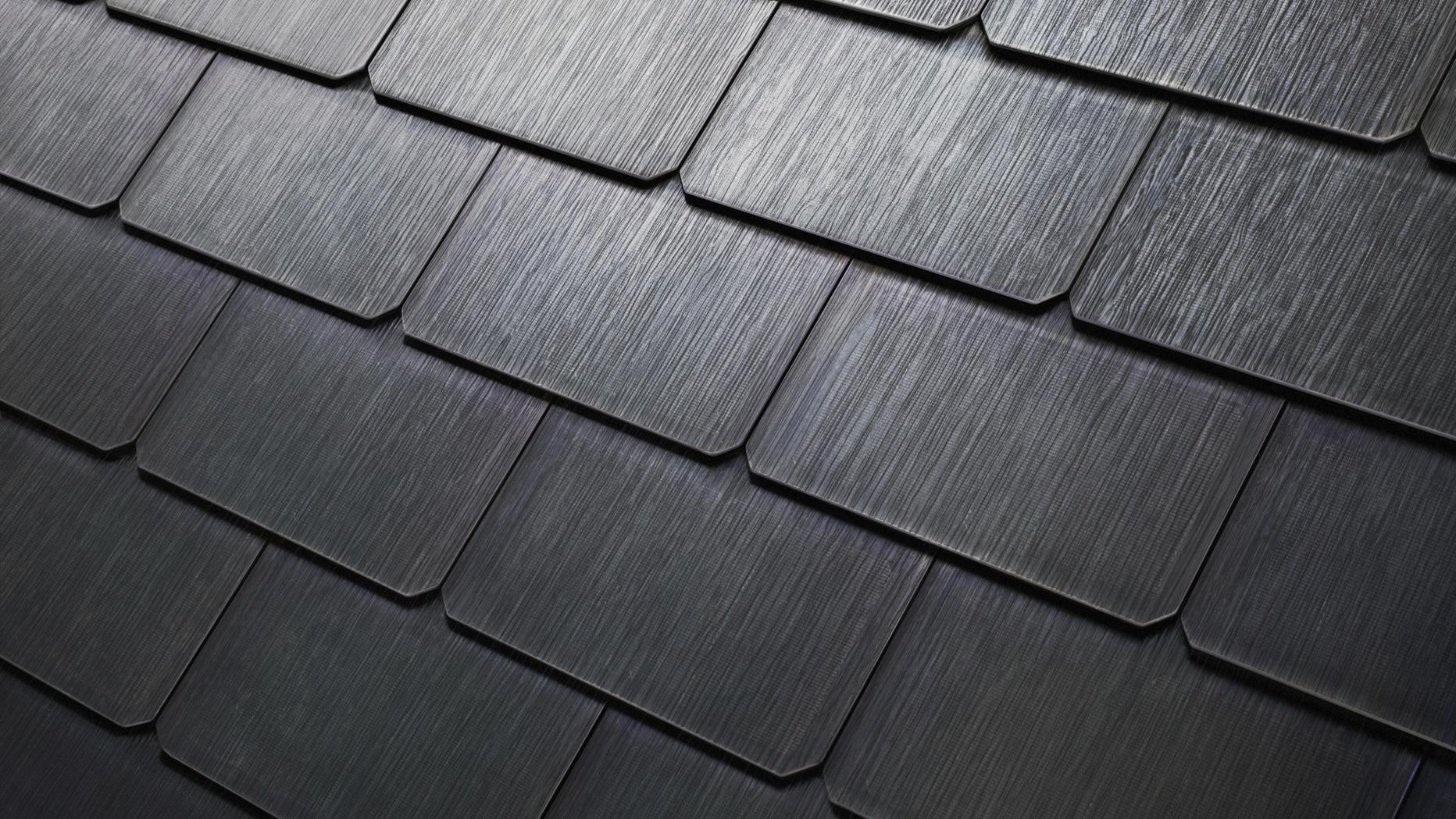 Tesla filed a new patent 'Solar roof tile with a uniform appearance'