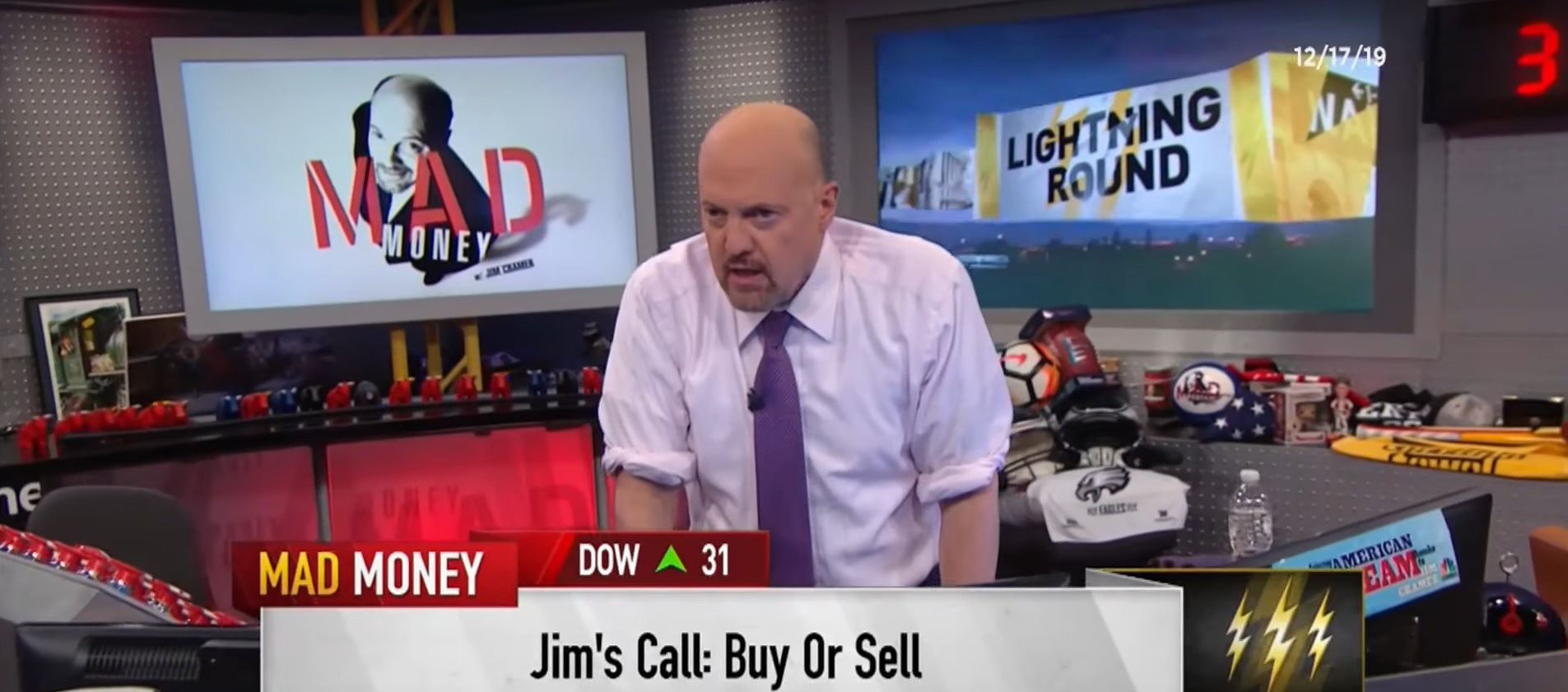 """I don't want you to own Ford. I want you to own the stock of Tesla,"" said Jim Cramer"