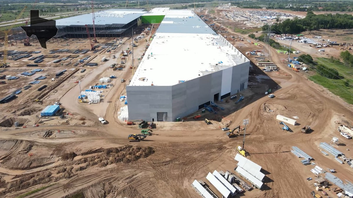 Tesla Giga Texas on Track to Launch Production & Deliveries this Year