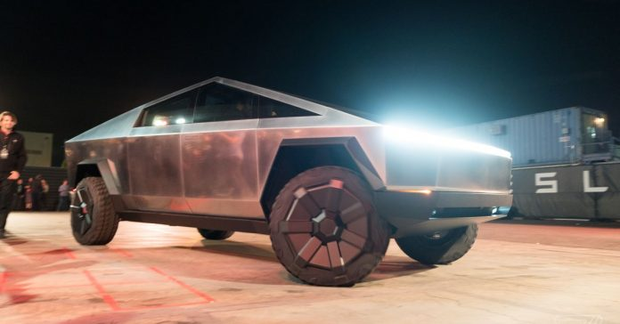 SpaceX and Tesla crossover event: Cybertruck will be the official car of Mars