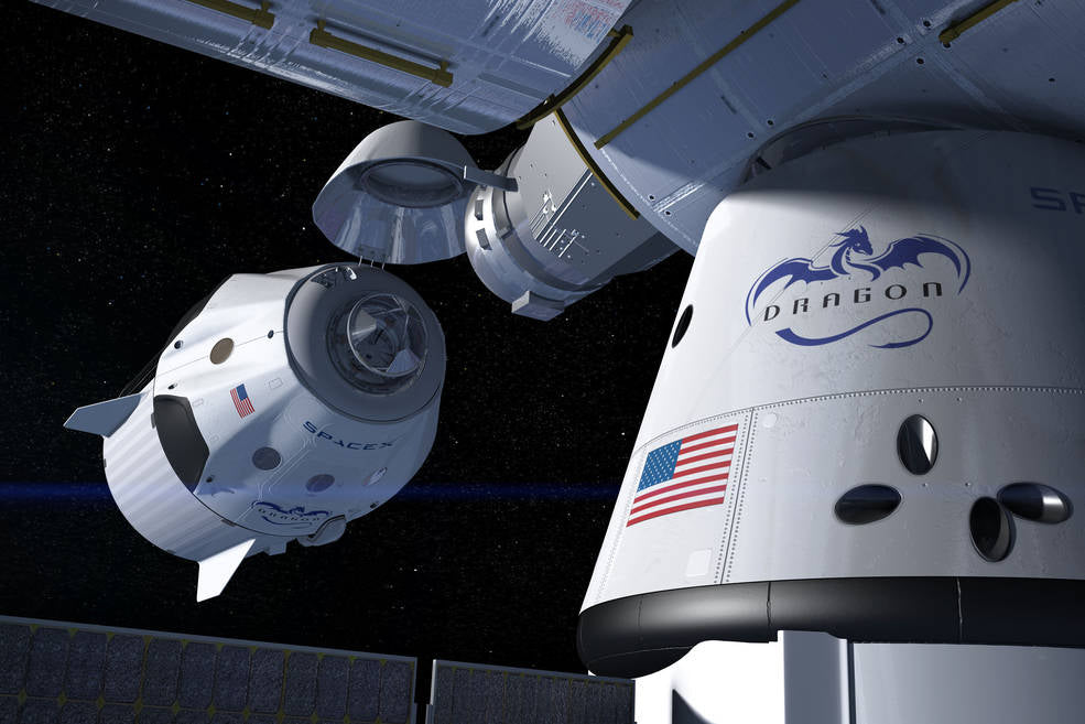 SpaceX President says they are 'gunning for May' to launch NASA Astronauts on a debut flight aboard Crew Dragon
