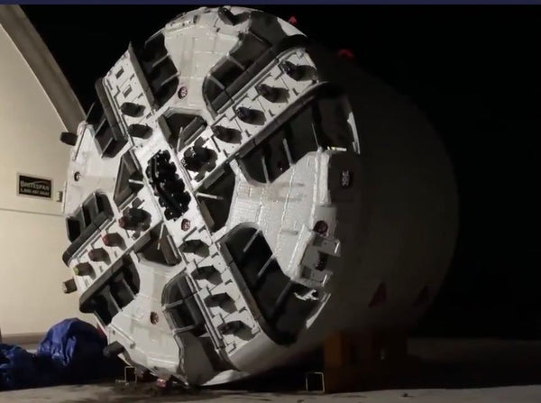 Not-A-Boring Company Competition Winner