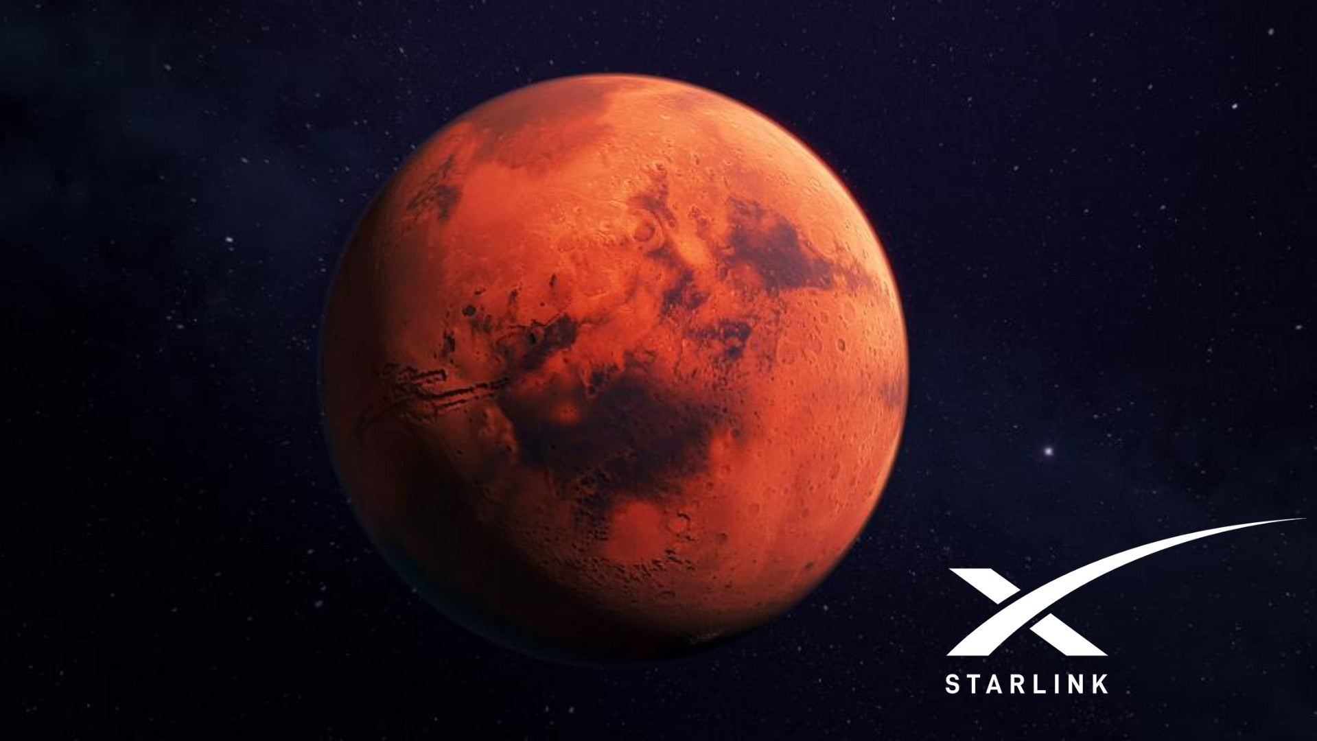 SpaceX plans to provide Starlink internet on Mars one day