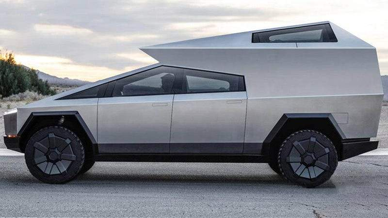 Tesla Cybertruck Could Be The Best Choice For Cyber-Camping