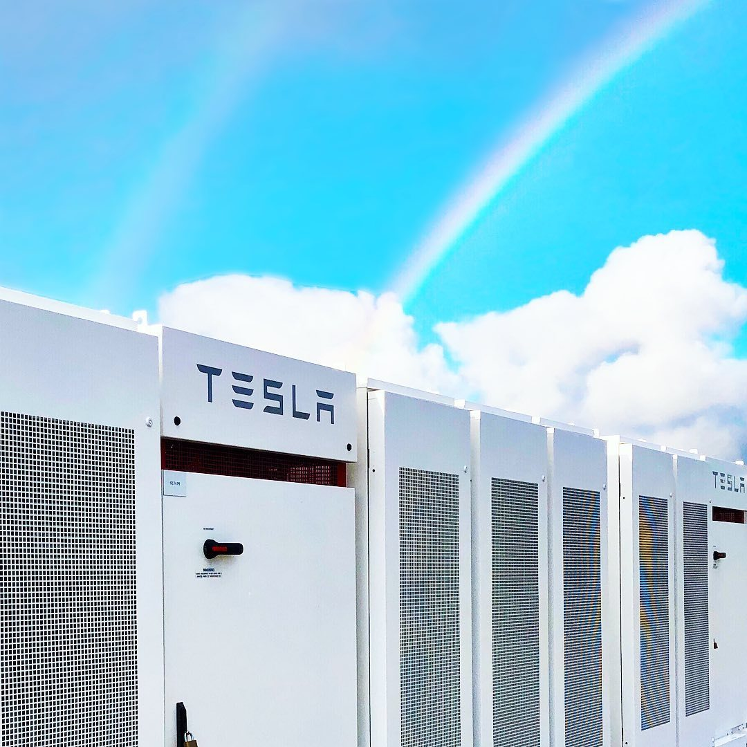 Australia Leads the Pack, Nabbing 67% of Tesla Powerpack Exports in Last 12mo