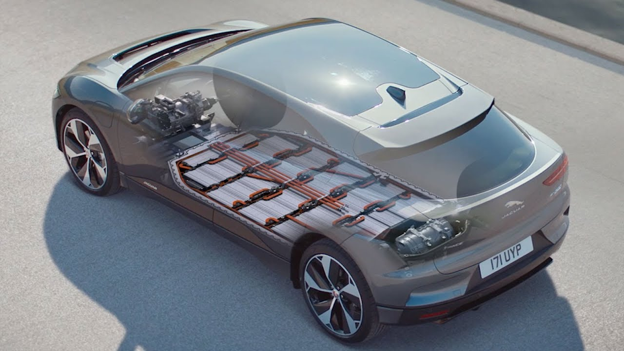 Jaguar I-Pace Battery Shortages, Could Be Headwind for Others?