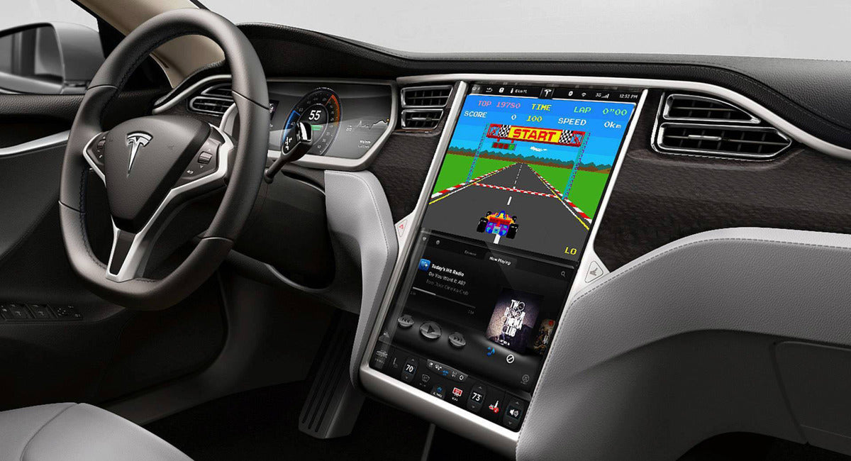 Tesla Cuts Cost of Infotainment System Upgrade to $1,500 for Model S & Model X