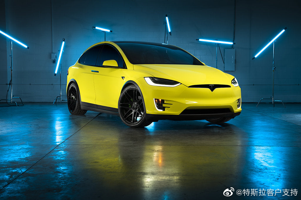 Tesla China Partners with Verified Shops To Launch Wrap Service
