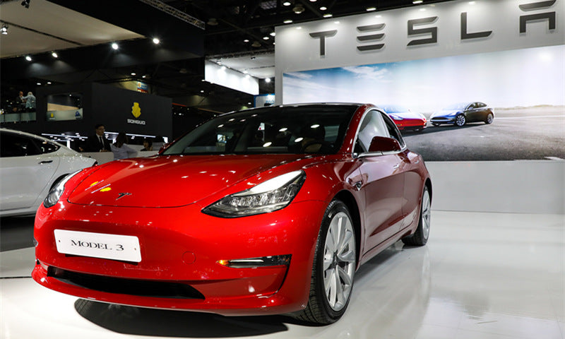 Tesla Launches 'Premium Connectivity' Service In South Korea