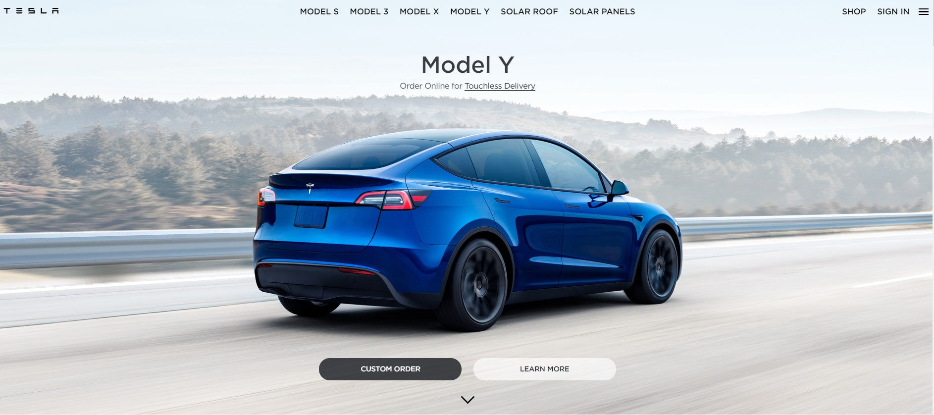 Tesla Moves Model Y to Top of Official Site, Hinting Next Level Ramping to Begin