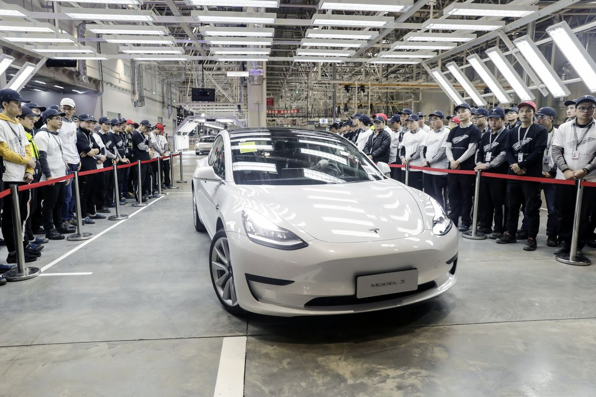 China Will Become Tesla's Top Market & Production Site for its EVs, Says Elon Musk