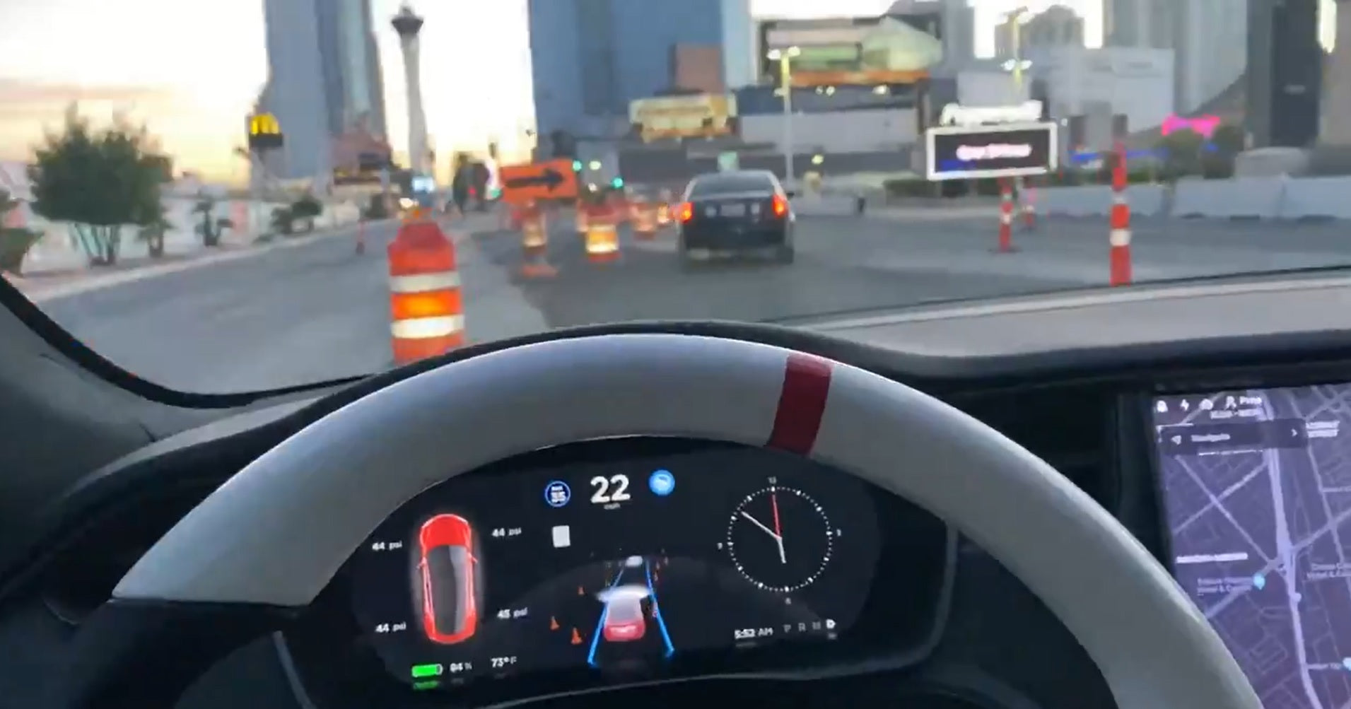 Tesla Latest Amazing Navigate on Autopilot Improvements