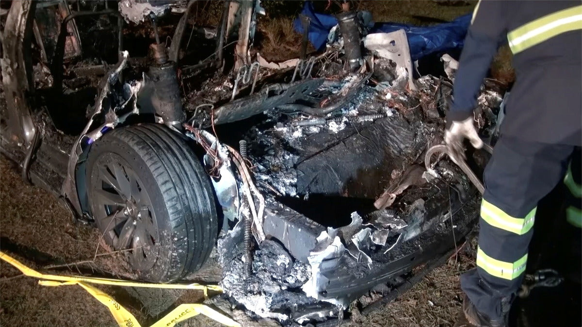 Autopilot Could Not Have Been Engaged in Tesla Model S Crash in Texas, Says NTSB