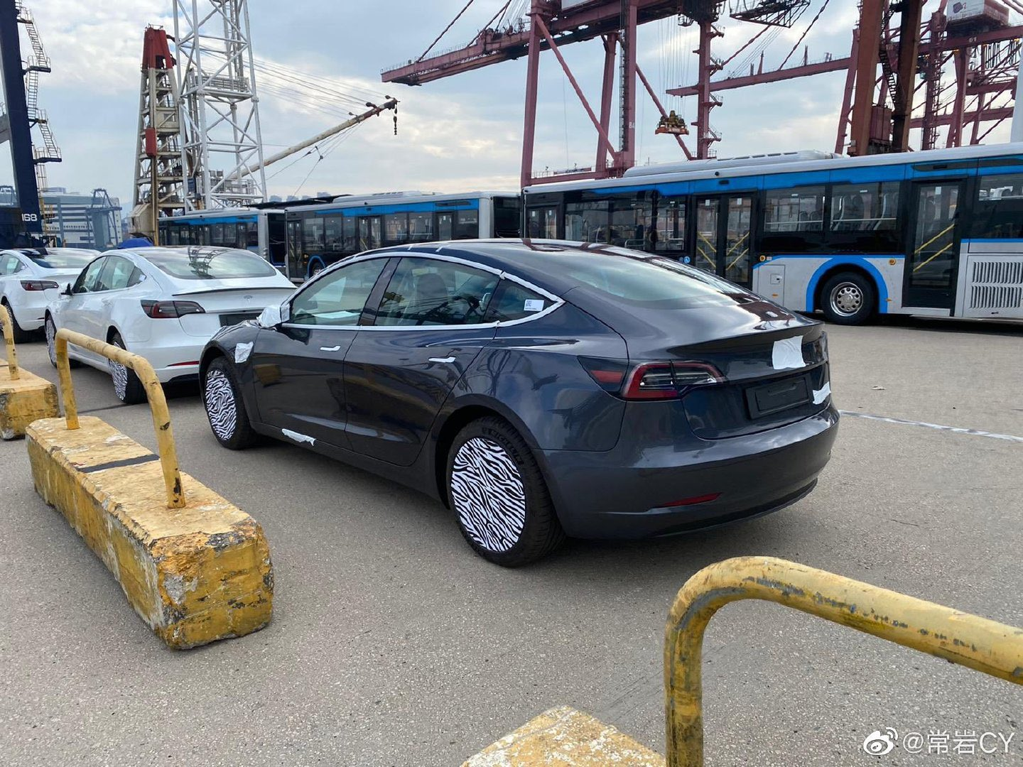 Tesla Giga Shanghai Starts RHD Model 3 Production, Hong Kong 1st to Receive