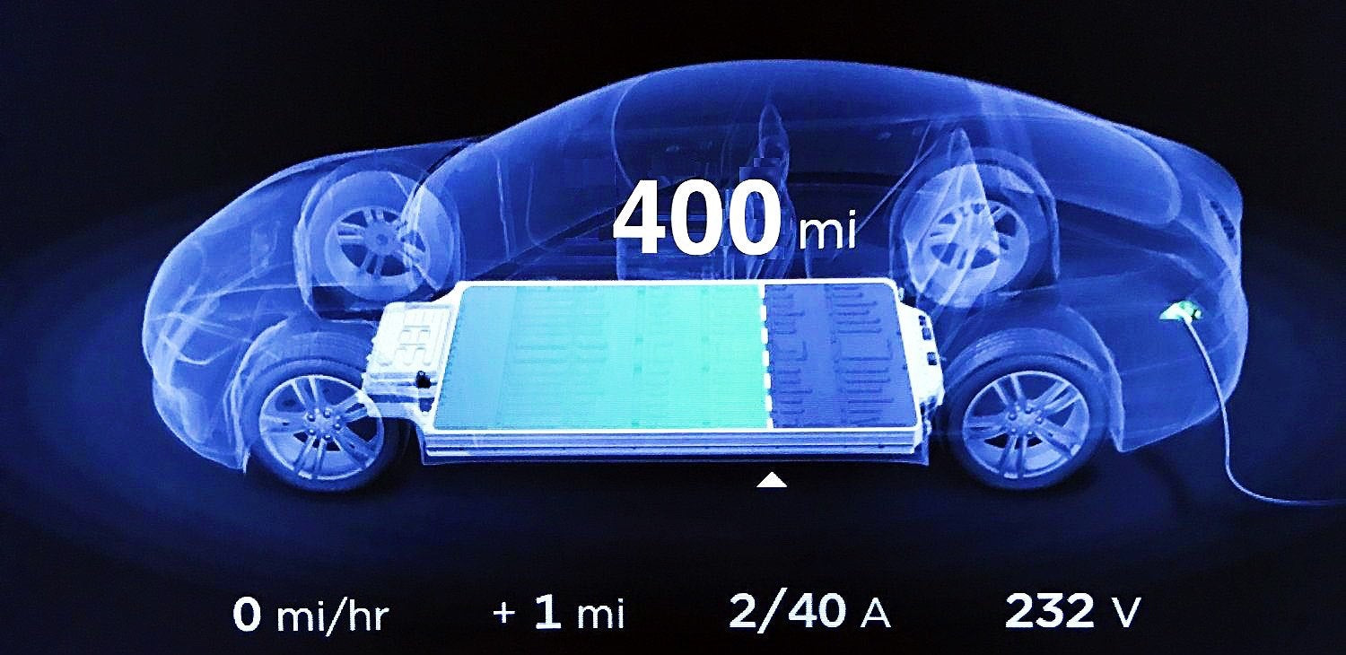 Tesla Patented New Battery System Based On Lithium Difluorophosphate