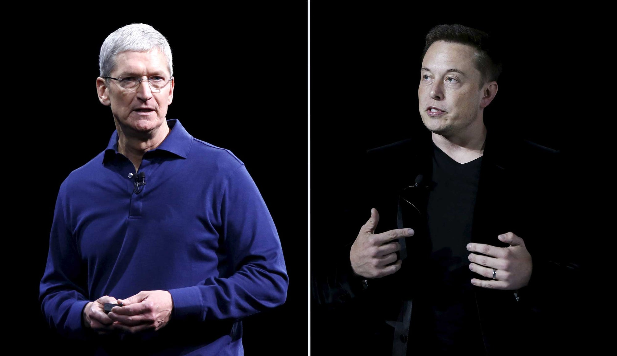 Elon Musk Responds to Rumor of Apple Monocell EV Battery & the Tesla Acquisition Deal Tim Cook Refused