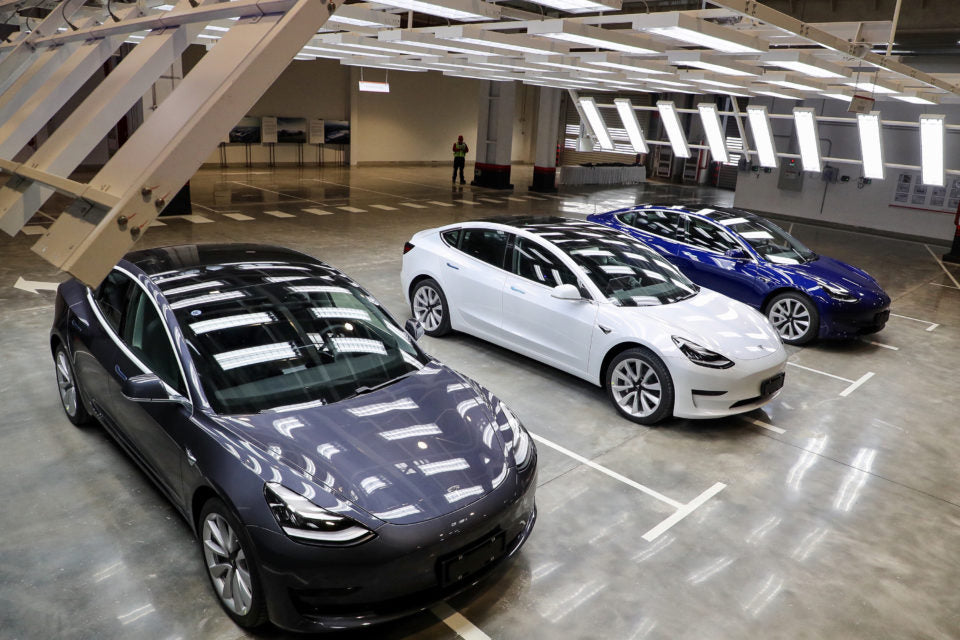 Tesla Seeks China Gov Approval To Build Model 3 With Lithium Iron Phosphate Batteries (LFP)