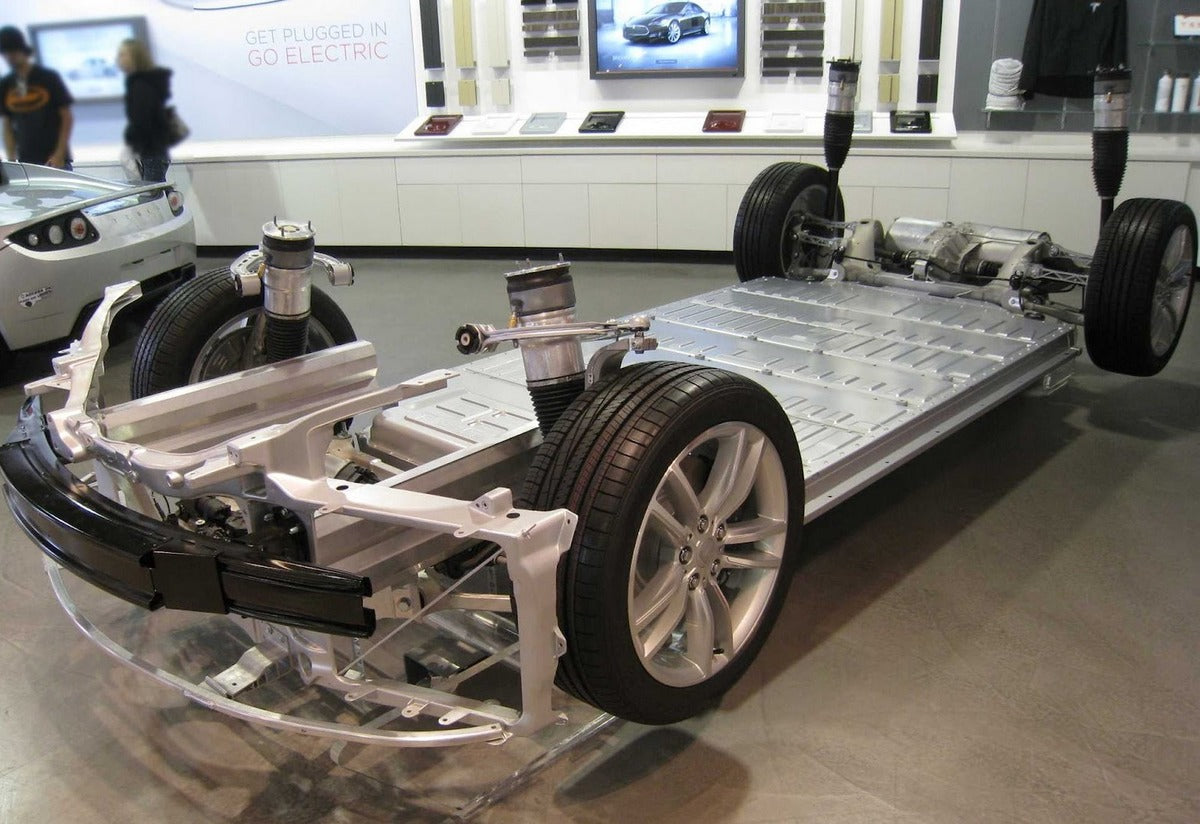 Tesla Standard Range Cars Will Be Made with LFP Batteries, says Elon Musk
