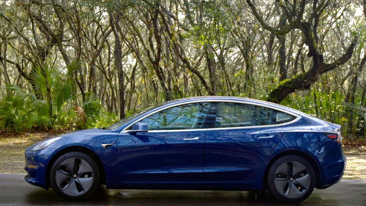 Tesla Achieved Another Milestone of Over 4K Model 3 to Australia