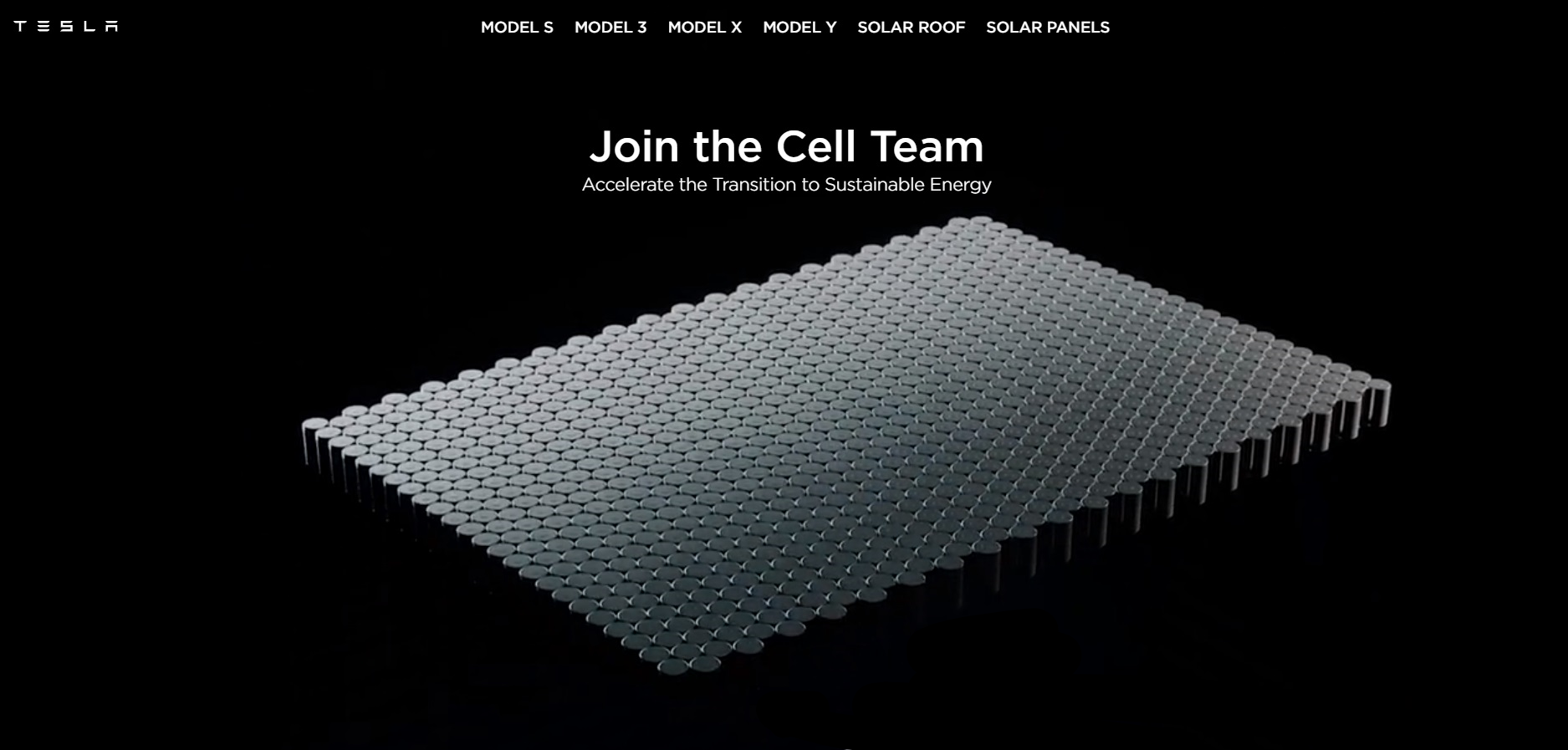 Tesla 4680 Battery Cell Production Team Launches New Recruitment Campaign 'Tera is the New Giga'