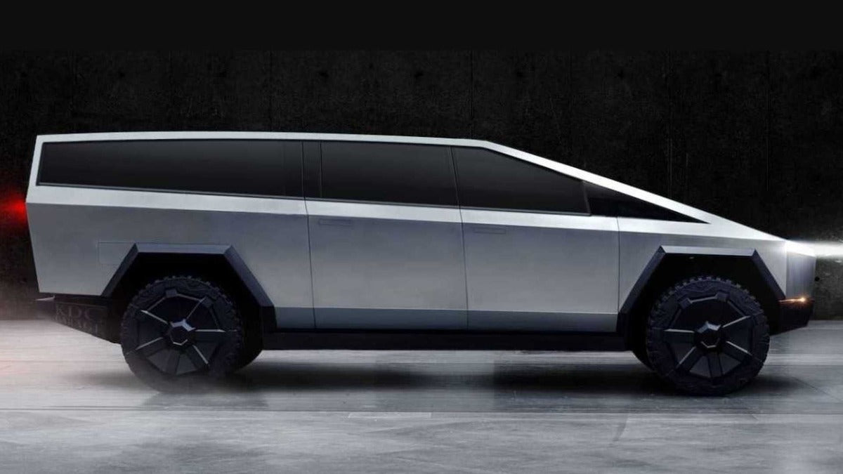 Tesla Will Definitely Make An Electric Van It Could Have Solar Panel