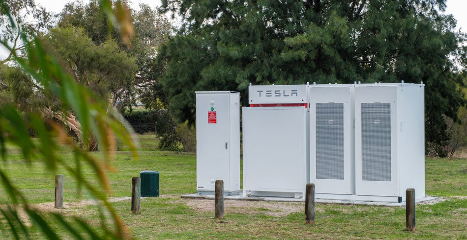 Tesla Installed 464kWh Battery In Busselton, Australia
